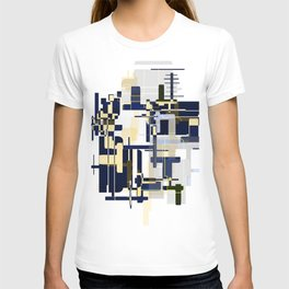 Do Cities Have Colors? T-shirt