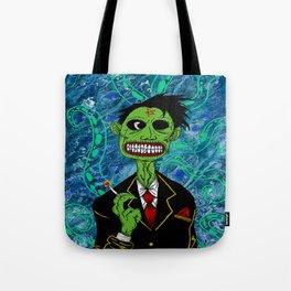 Hello, Mr. Wormwood Tote Bag