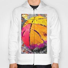 Basketball art swoosh vs 40 Hoody