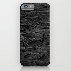 Abstract Waves.... Slim Case iPhone 6