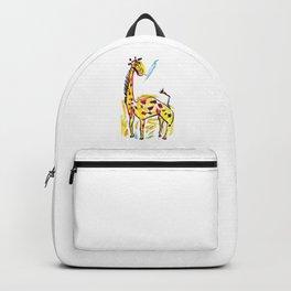 Giraffe 1 Backpack