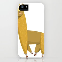 hump day camel iPhone Case