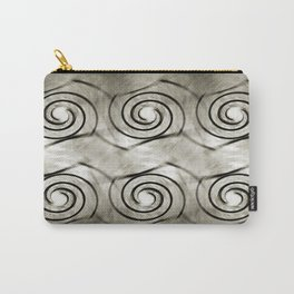 Shell Relaunch Patterned Carry-All Pouch