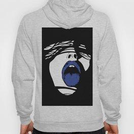 Blue Tongue Hoody