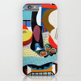 Pablo Picasso, Mandolin and Guitar (Mandoline et guitare) 1924 Artwork iPhone Case