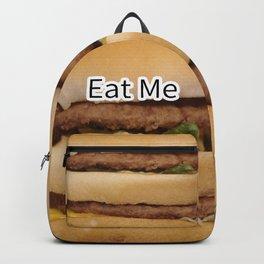 Eat Me Hamburger Backpack