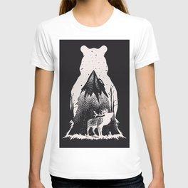 Dreaming Alaska T-shirt