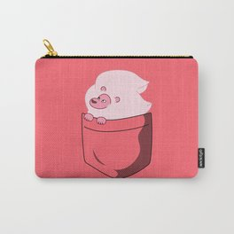 Lion Pocket Tee Carry-All Pouch