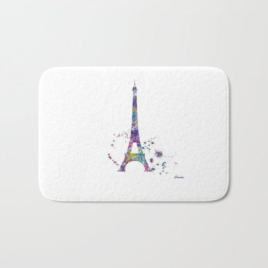 Eiffel tower - Paris Bath Mat