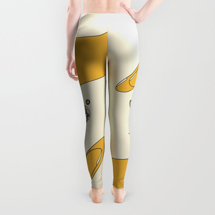 The Universe in Your Hands Leggings