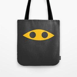 Ninja Emoticon Tote Bag