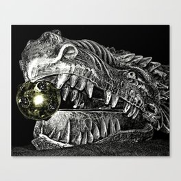 Dragon Gem Canvas Print