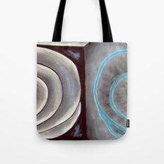 Metal rose illusion Tote Bag