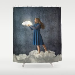 Cherish your Dreams Shower Curtain