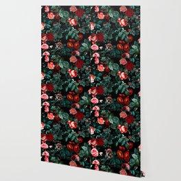 Night Forest XXVI Wallpaper