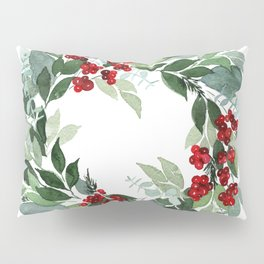 Holly Berry Pillow Sham