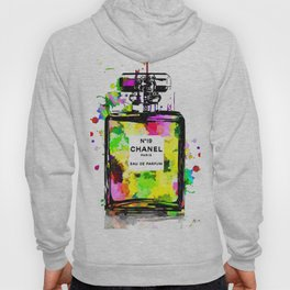 No 19 Colored Hoody