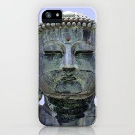 The Great Buddha of Kamakura iPhone Case