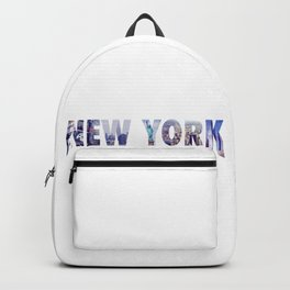 Views of New York Backpack