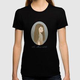 Portrait of Cosette from Les Misérables T-shirt