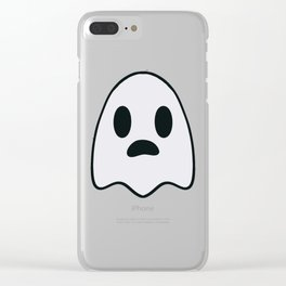 Dib's Ghost Clear iPhone Case