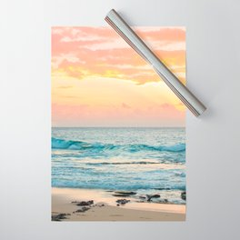Honolulu Sunrise Wrapping Paper