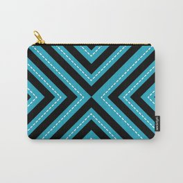 series 1 Blue Carry-All Pouch