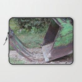 Green Tractor Laptop Sleeve
