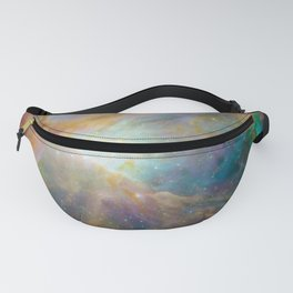 Galaxy Rainbow Fanny Pack