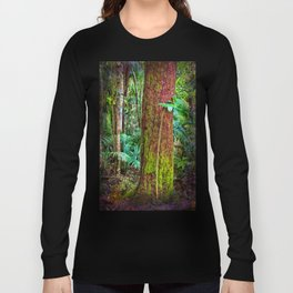 New and old rainforest growth Long Sleeve T-shirt