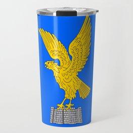 flag of friuli Travel Mug
