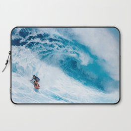"""""""DECIDE THAT YOU WANT IT MORE THAN YOU ARE AFRAID OF IT."""" Laptop Sleeve"""