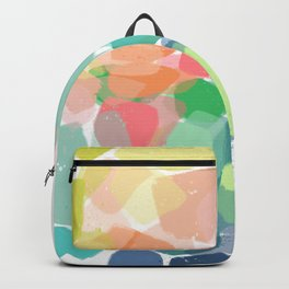 Abstract Color Therapy Backpack