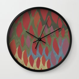 Spotted Sunfish Wall Clock