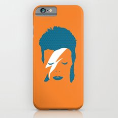 Ziggy Stardust - Orange iPhone 6s Slim Case