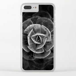 Species Unknown Clear iPhone Case