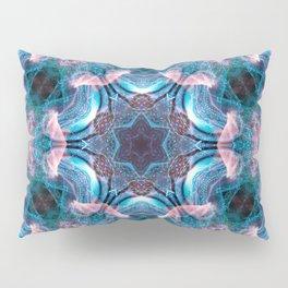 LED Galaxy Kaleidoscope  Pillow Sham