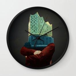 Elphus · Der neue Hamburger Wall Clock