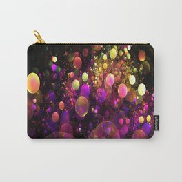 Galaxy Bubbles Carry-All Pouch