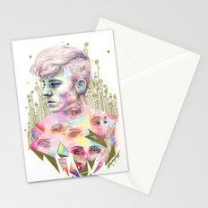 Who Broke You? Stationery Cards