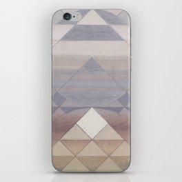 Pyramid Sun Fog iPhone Skin