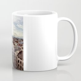A Walk Across The Rooftops Coffee Mug