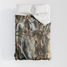 Adolph Menzel - Armor Chamber Fantasy - Digital Remastered Edition Comforters