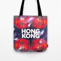Hong Kong II Tote Bag