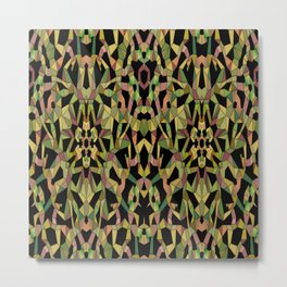 Origami Thicket, 2530h2 Metal Print