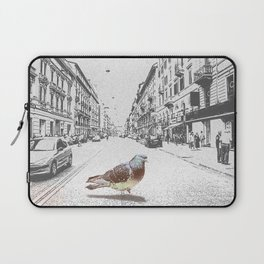Dove in Italy Laptop Sleeve