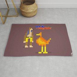 Pixel Art Banjo-Kazooie Rug