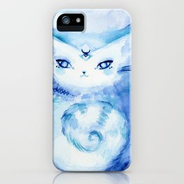 Serena Cat : Peace iPhone Case