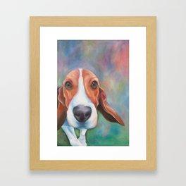 Brewster Framed Art Print