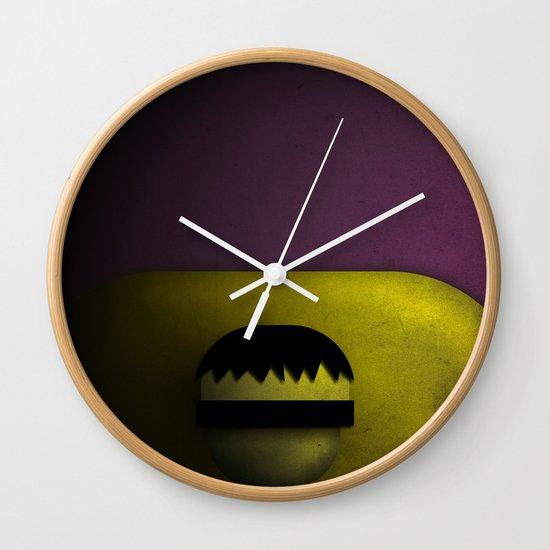 Smooth Heroes - Hulk Wall Clock